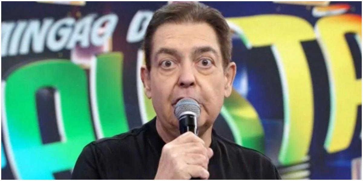 Faustão surpreendeu com relato na Globo - Foto: Reprodução