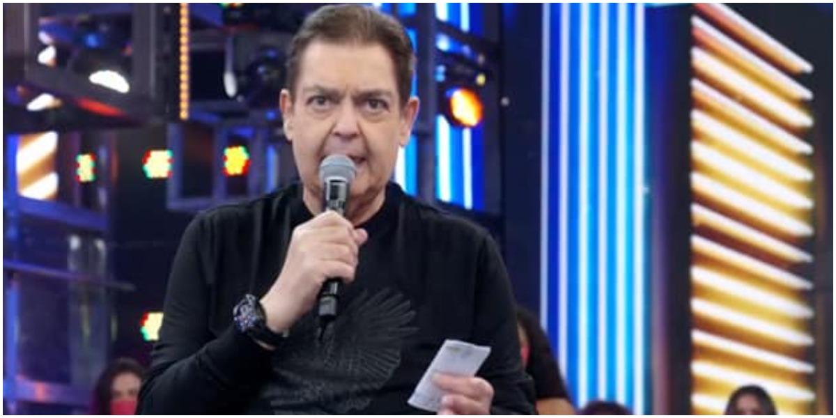 Faustão decretou sua saída da Globo (Foto: Reprodução)
