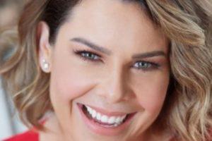 Fernanda Souza disse não para convite especial que partiu de Faustão (Foto: Reprodução)