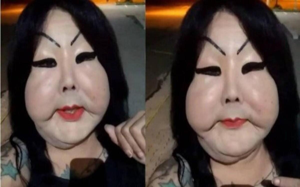 A trans Juju fez desabafo (Foto: Divulgação)