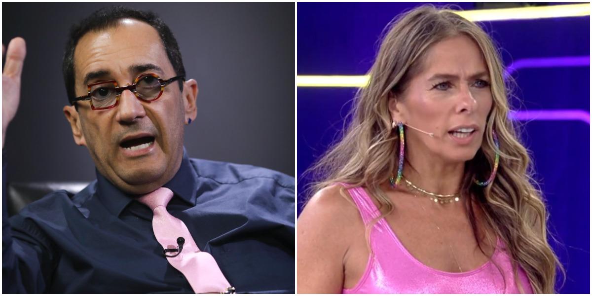 Jorge Kajuru falou de sexo com homens e criticou Adriane Galisteu (Foto: Reprodução)