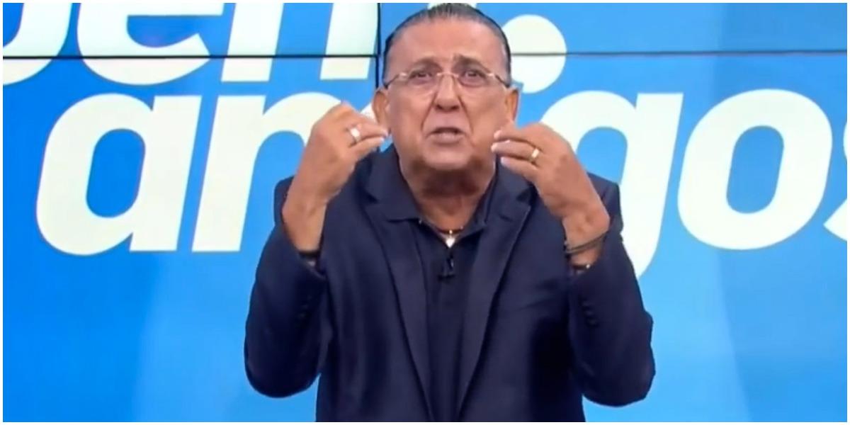 Galvão Bueno está com os dias contados na Globo - Foto: Reprodução