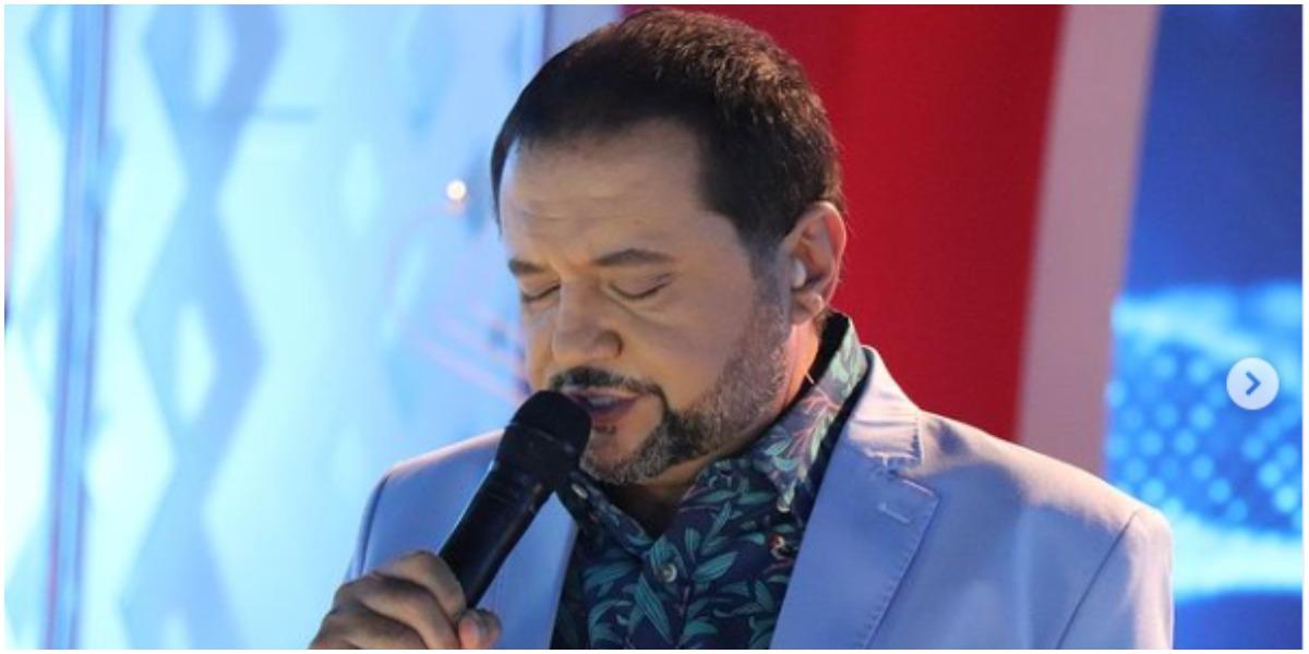 Geraldo Luís na Record (Foto: Reprodução)