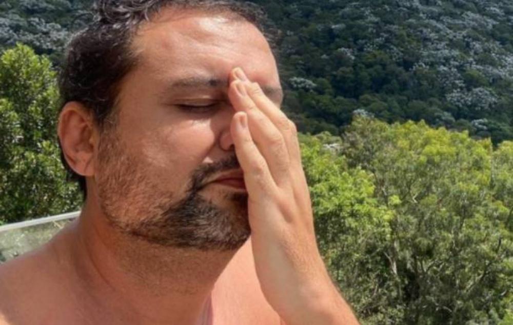 Geraldo Luís desmorona com anúncio após perder movimentos (Foto: Reprodução/Instagram)