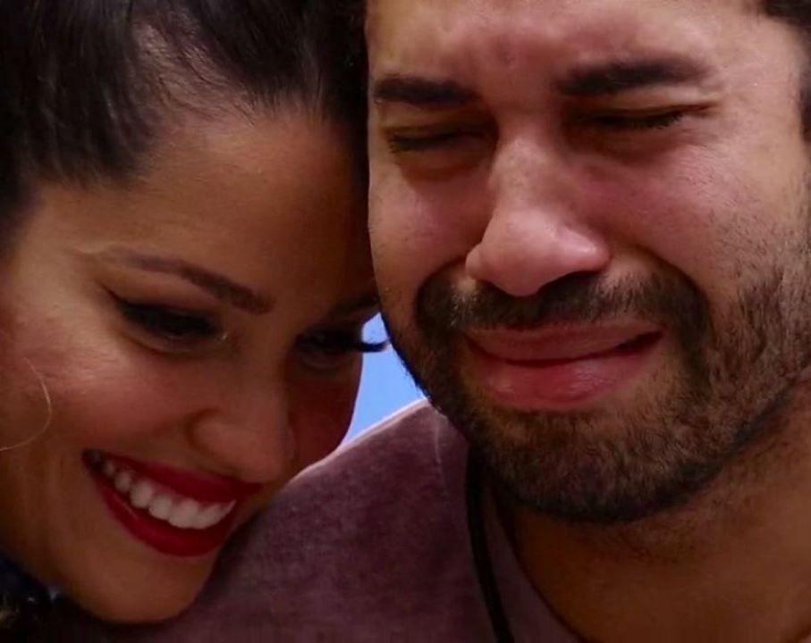 Juliette e Gil são vistos como finalistas do BBB21 (Foto: Reprodução) Globo