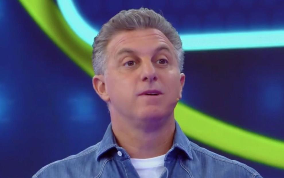 Globo não quer comparações entre Faustão e o seu novo substituto (Foto: Reprodução)