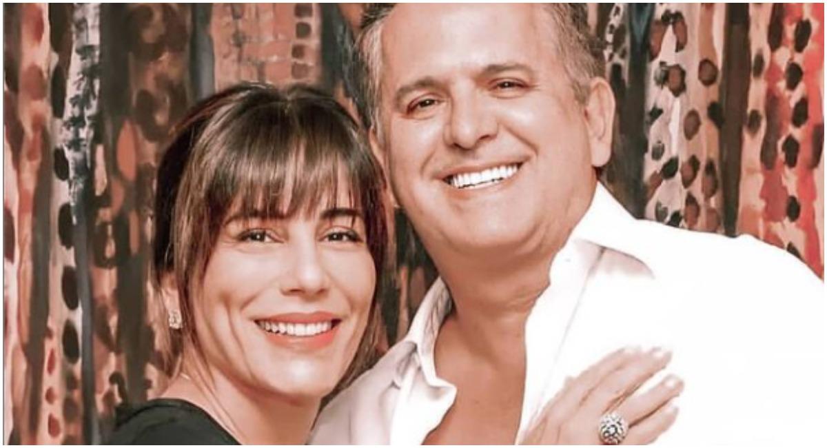 Glória Pires mostrou entrevista de Orlando de Moraes para Ana Maria Braga (Foto: Reprodução)