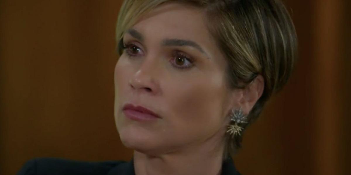 Em Salve-se Quem Puder, Helena voltará a se encontrar com Luna e maltratará (Foto: Reprodução/ TV Globo)