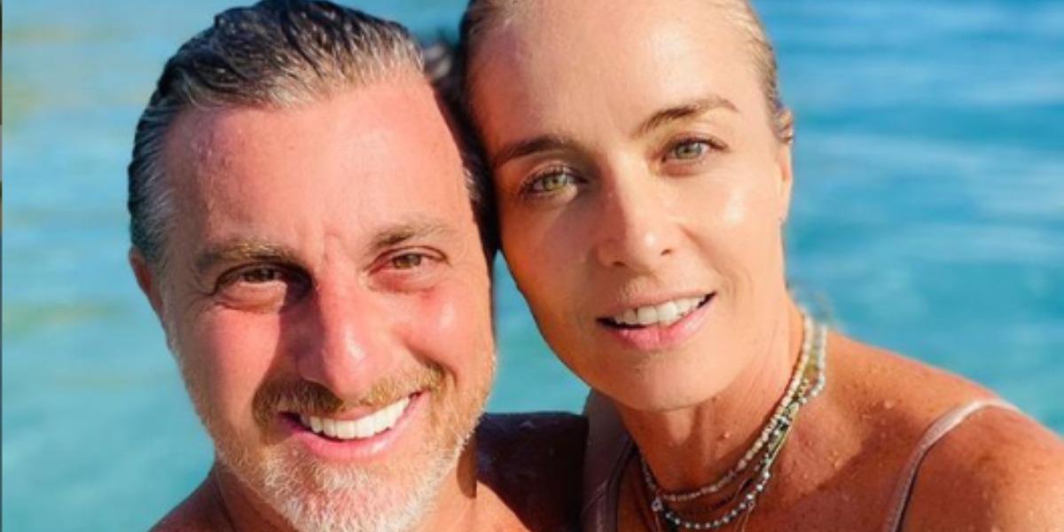 Luciano Huck e Angélica estão casados há 17 anos e de acordo com Sensitiva eles irão se separar (Foto: Reprodução)
