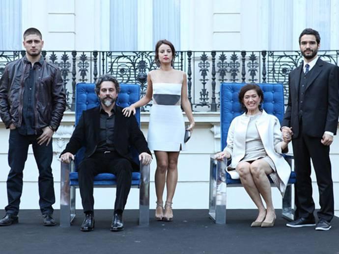 Império na Globo
