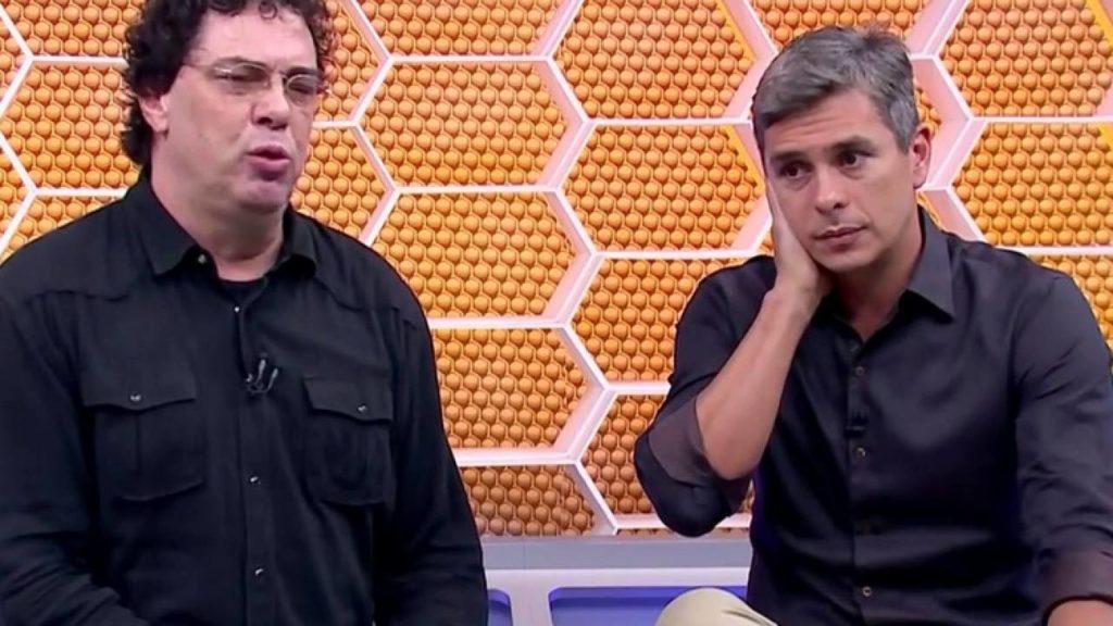 Ivan Moré resolveu expor verdade de briga nos bastidores com Casagrande (Foto reprodução)