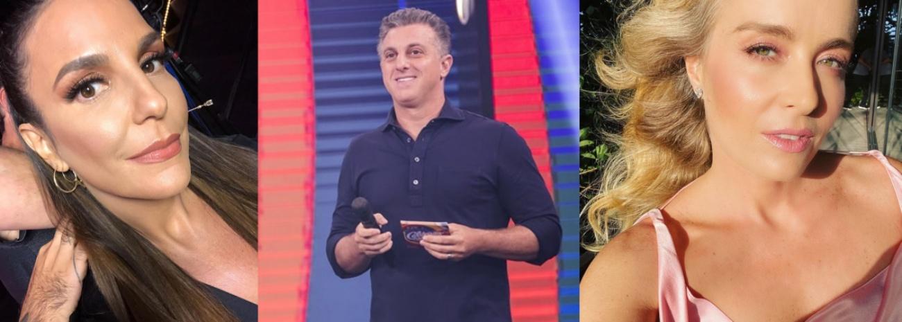 Time de apresentadores é convocado por Globo (Foto: Montagem/TV Foco)