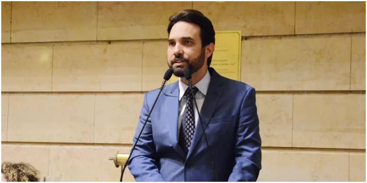 O vereador Dr. Jairinho acusado de matar Henry - Foto: Reprodução
