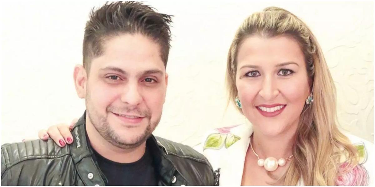 Ex-mulher de Jorge, Iná Freitas, expõe tatuagem que fex após terminar casamento (Foto: Reprodução)