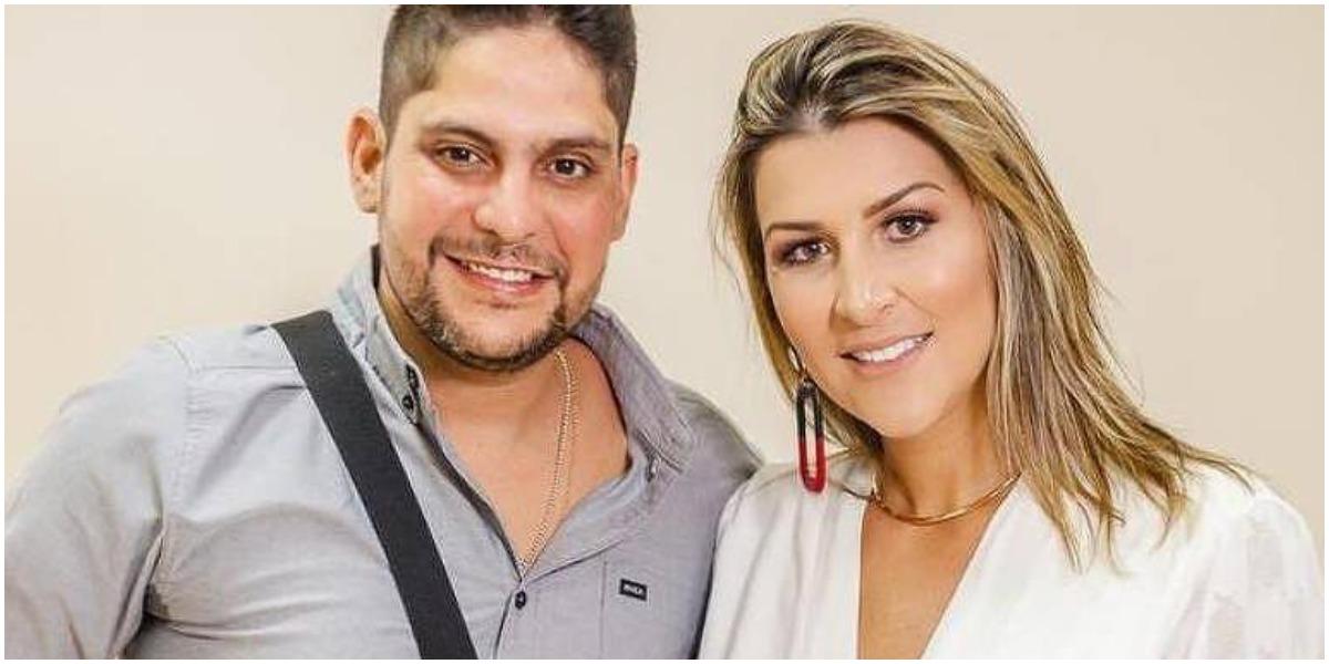 Iná Freitas, ex-mulher de Jorge, comentou após receber inúmeras mensagens (Foto: Reprodução)