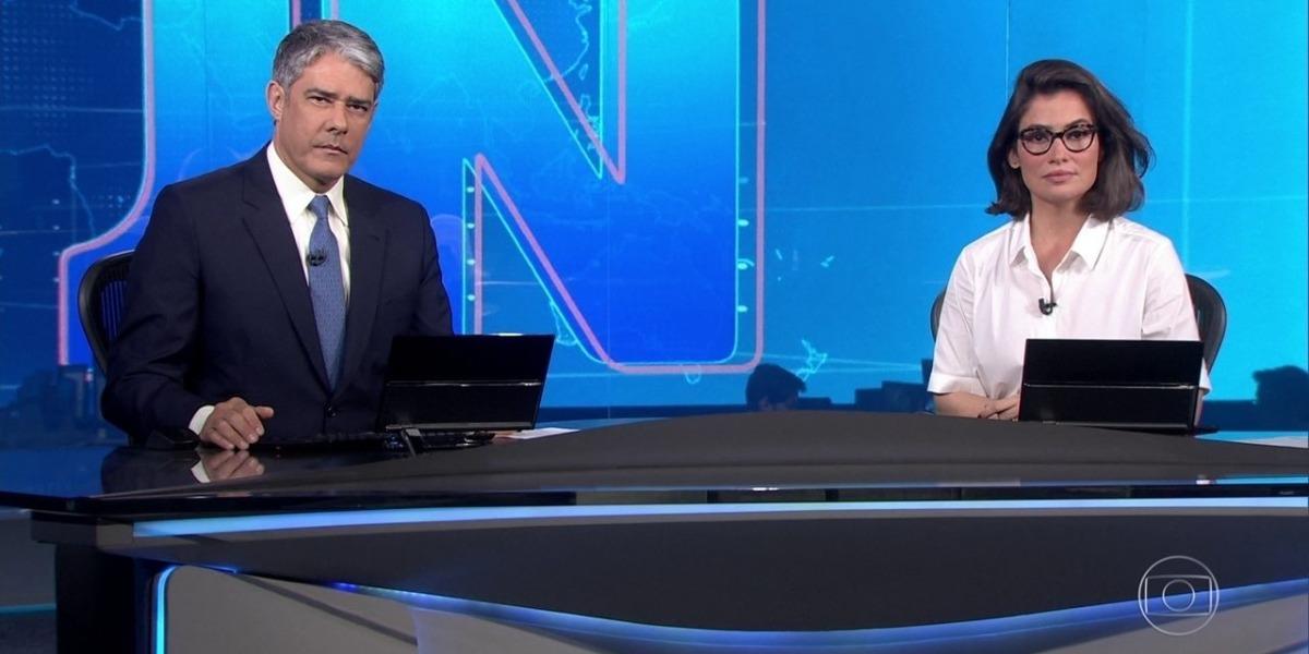Âncora do Jornal Nacional se cansa de descaso dentro da Globo e pede demissão (Foto: Reprodução)