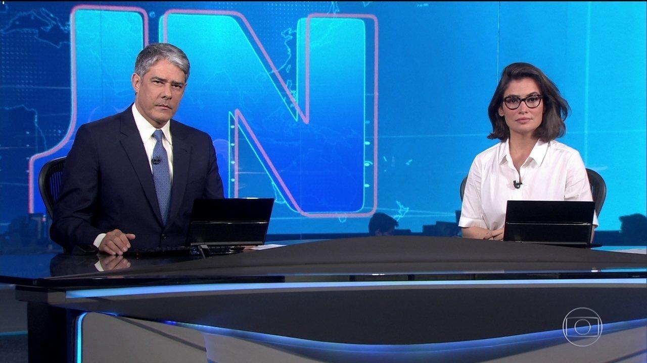 Jornal Nacional surpreendeu com notícias bombas na Globo (Foto: Divulgação)