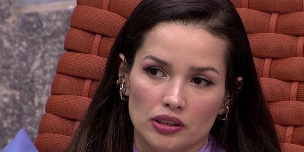 Juliette alerta Viih Tube no BBB21 (Foto: Reprodução)