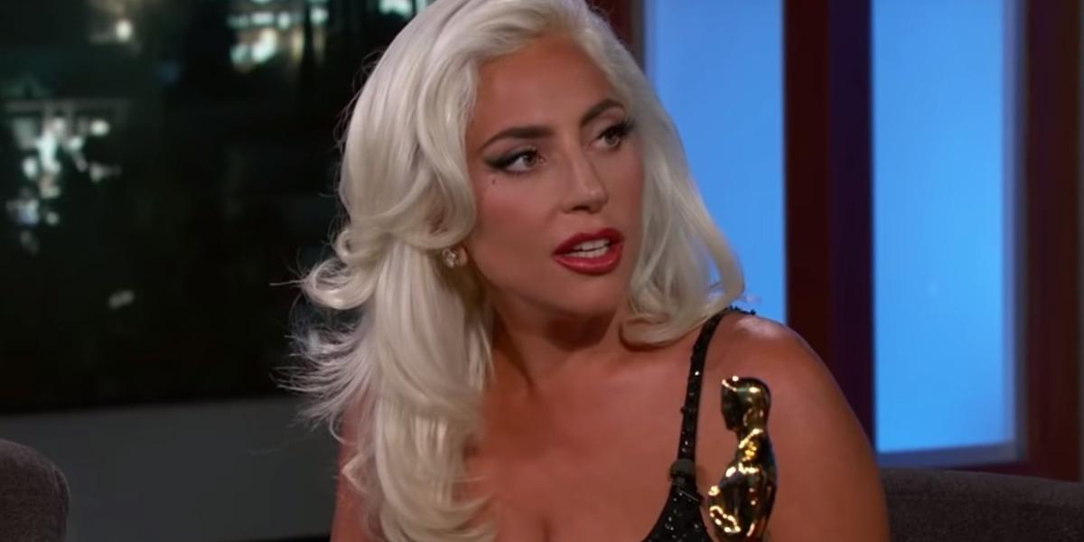 Lady Gaga desmorona e expõe dor terrível (Foto: Reprodução)