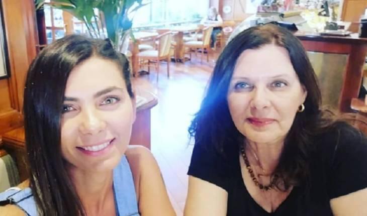 Leticia Datena e Mirtes (Foto: Reprodução)