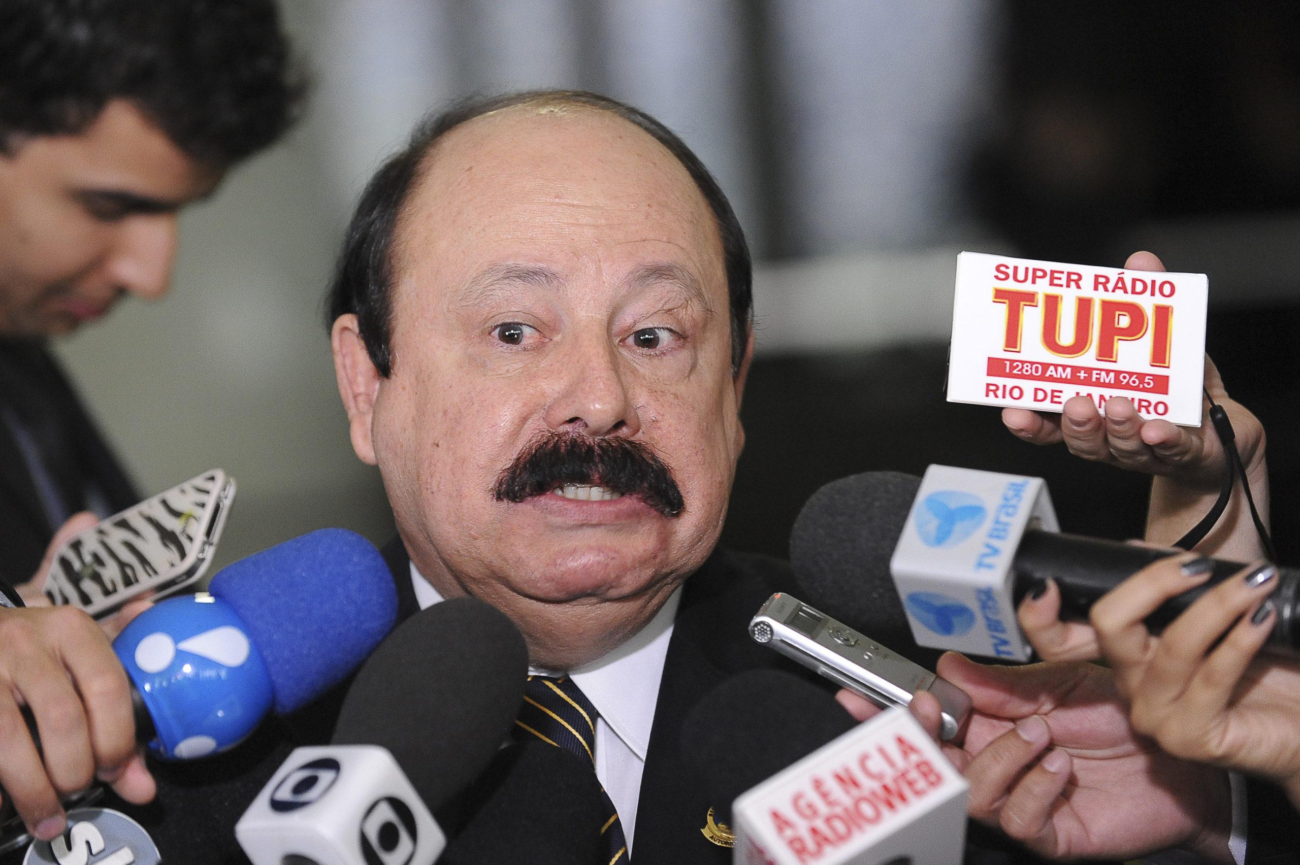 Levy Fidelix morreu (Wilson Dias/Agência Brasil)