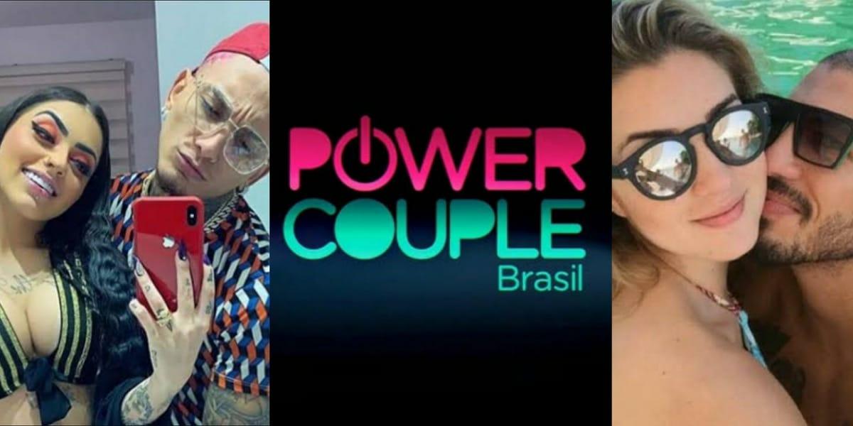 elenco de casais famosos do Power Couple foi revelado