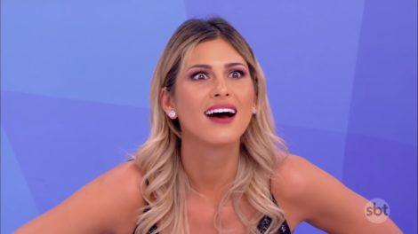 Lívia Andrade, abriu o jogo para Leo Dias e não escondeu o que pensa (Foto reprodução)