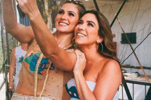 Lívia Andrade e Patrícia Abravanel (Foto: Reprodução/Instagram)