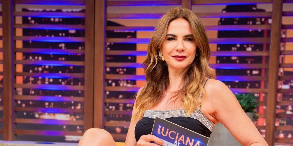 Luciana Gimenez (Reprodução)