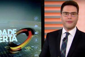 Luiz Bacci no Cidade Alerta da Record (Reprodução)