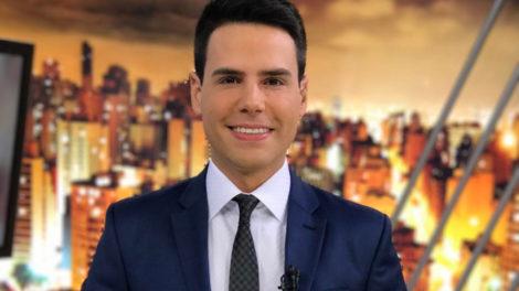 Luiz Bacci no Cidade Alerta, da Record (Reprodução)