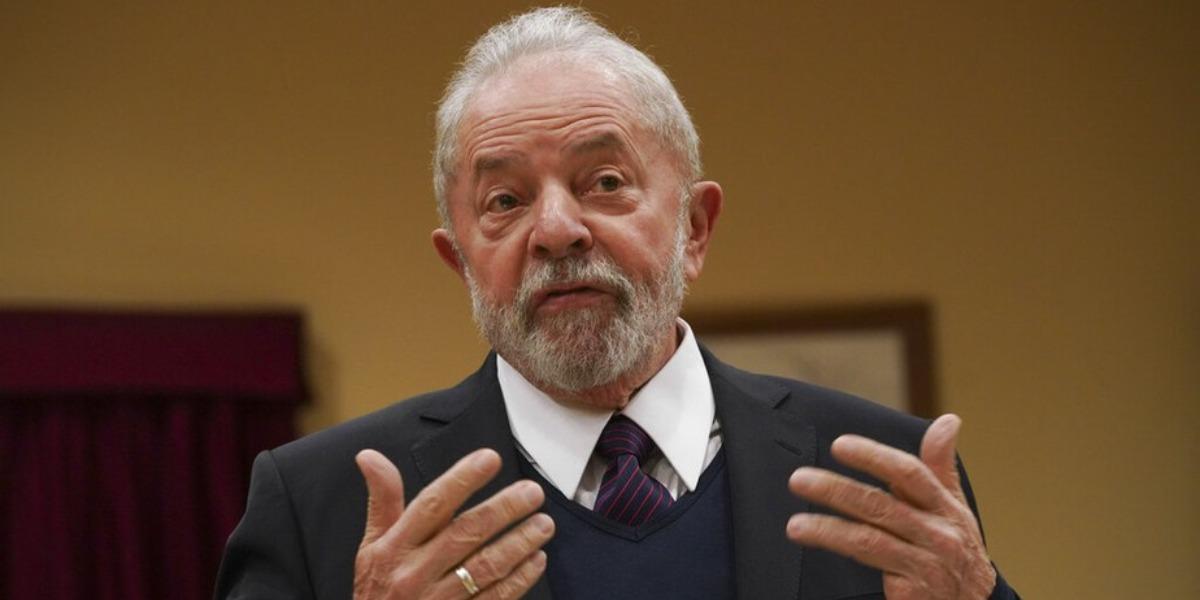 Lula massacra Bolsonaro em carta de ódio (Foto: Reprodução)