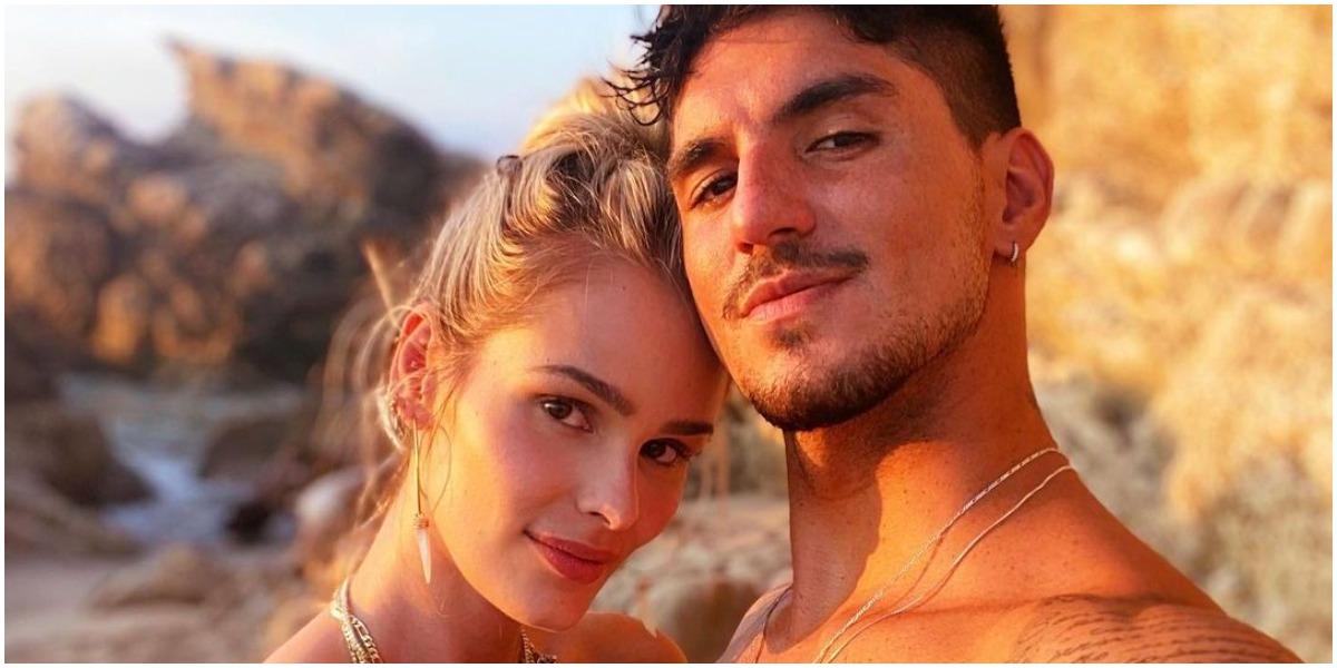 Gabriel Medina e Yasmin Brunet casaram recentemente as escontidasde tudo e de todos