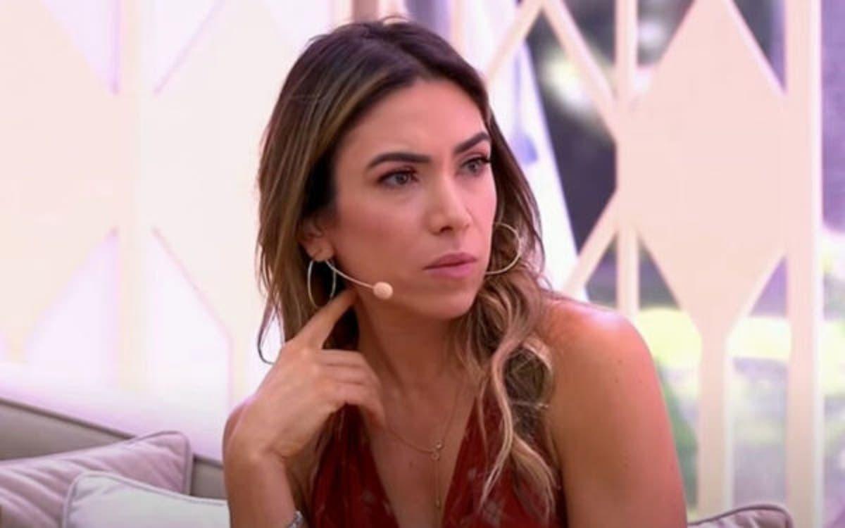 Patrícia Abravanel está em desespero com o fracasso do Vem Pra Cá (Foto: Reprodução/SBT)