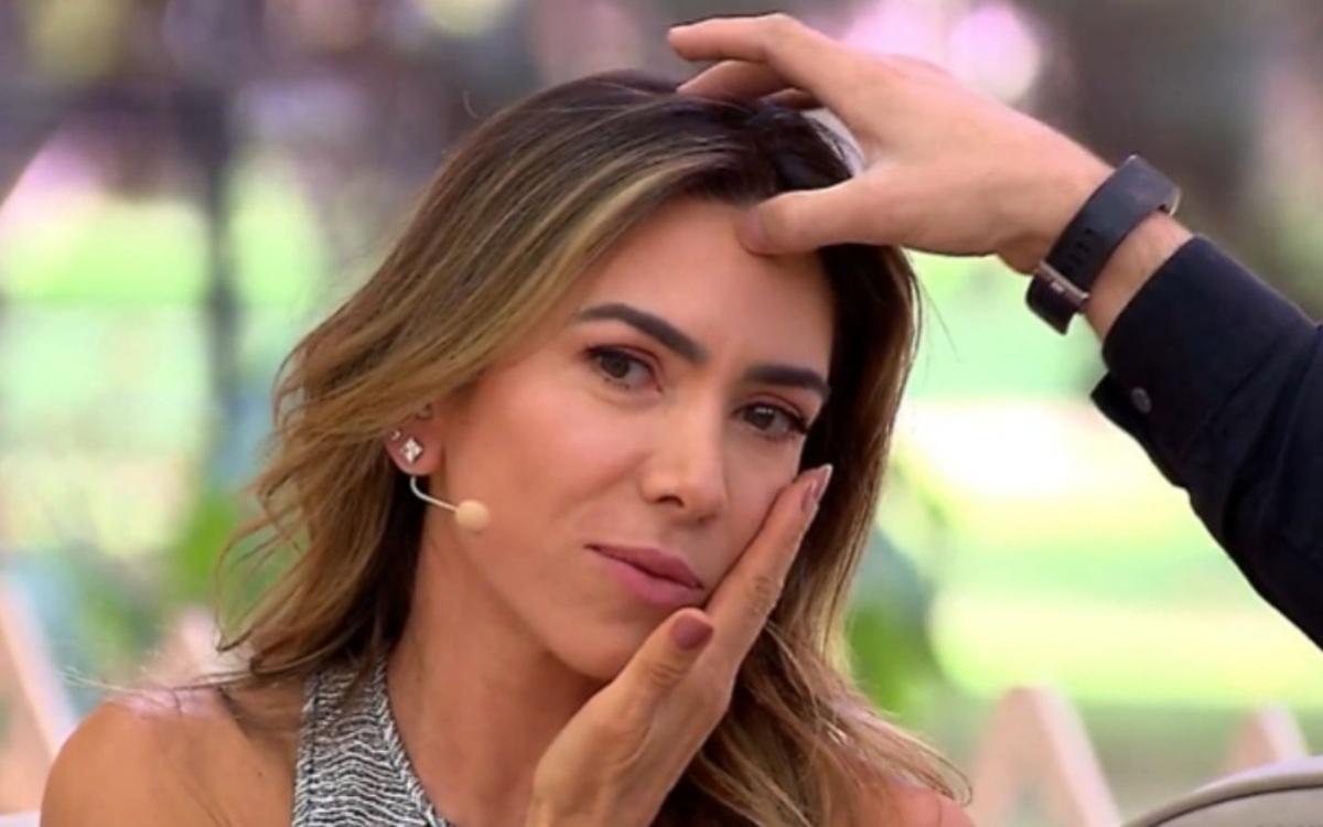 Patrícia Abravanel revela plástica no rosto e se arrepende (Foto: Reprodução/ SBT)