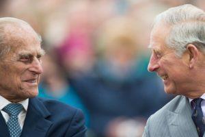 Príncipe Charles lamenta morte do pai, Philip (Foto: Reprodução)
