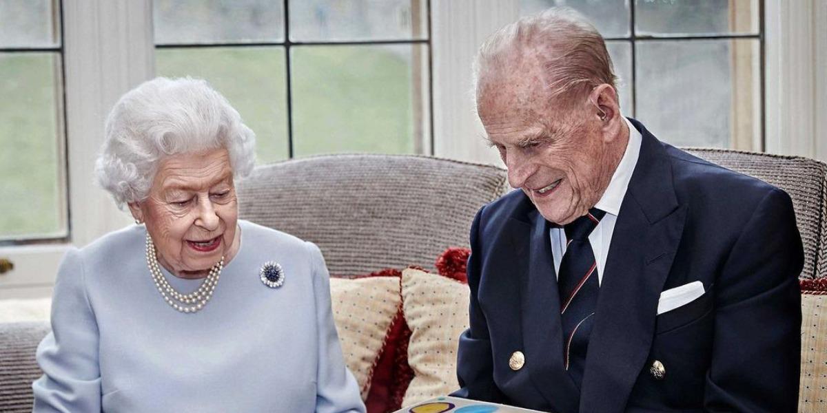 Morre aos 99 anos Príncipe Philip, esposo da Rainha Elizabeth II