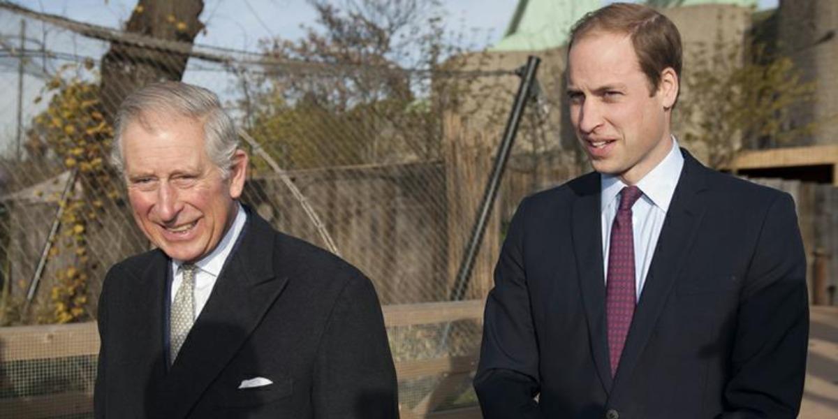 Britânicos preferem Príncipe William como rei em vez de Charles (Foto: Reprodução)