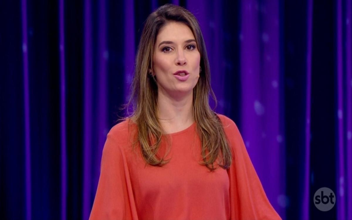 A apresentadora Rebeca Abravanel definiu futuro no SBT (Foto: Divulgação)