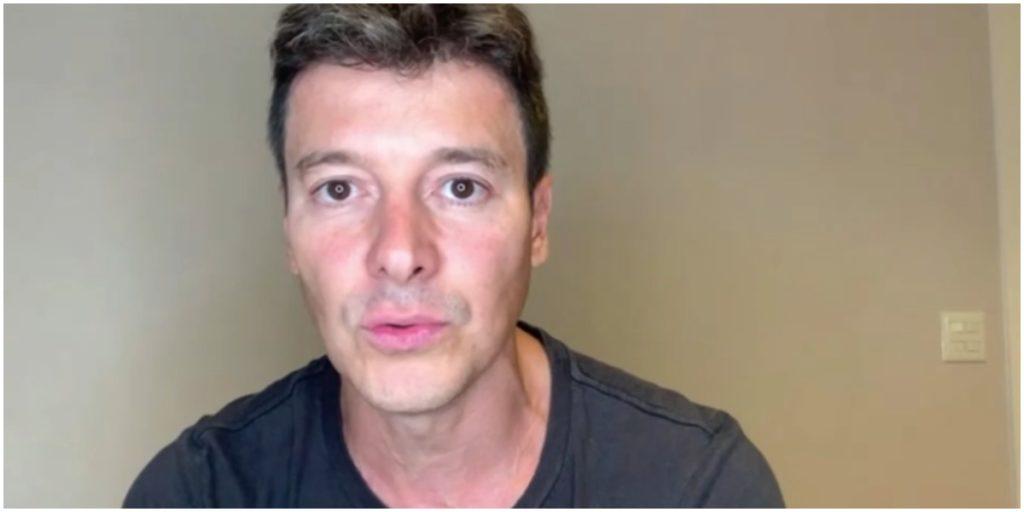 O apresentador Rodrigo Faro, da Record - Foto: Reprodução