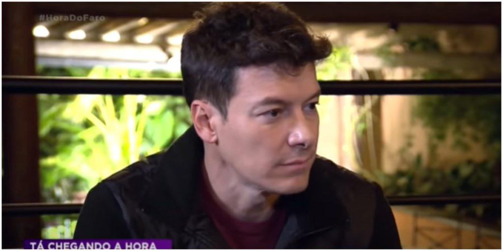 Rodrigo Faro tentou ir a Globo e foi barrado pela Record (Foto: Reprodução)