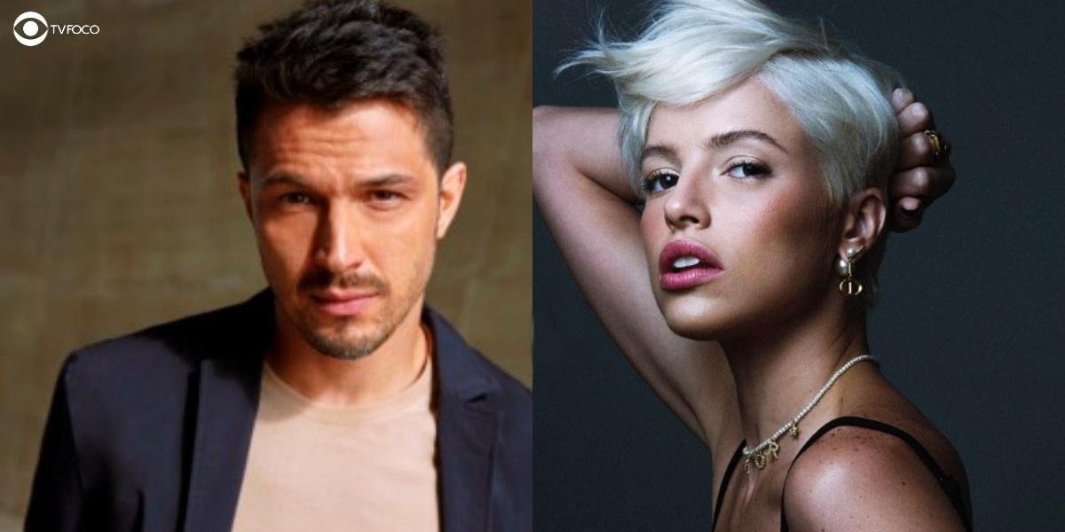 Romulo Estrela e Agatha Moreira estão preparados para Verdades Secretas 2