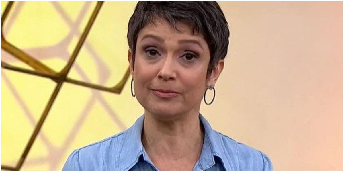 Sandra Annenberg desabafou após ser tirada do JH - Foto: Reprodução