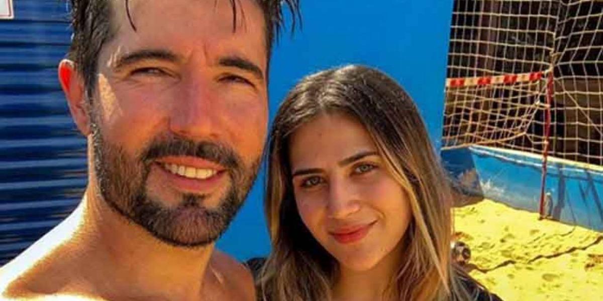 Sandro Pedroso e Jéssica Costa (Foto: Reprodução/Instagram)