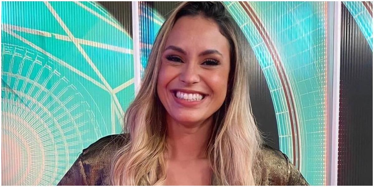 Sarah Andrade estará no Domingão do Faustão - Foto: Reprodução