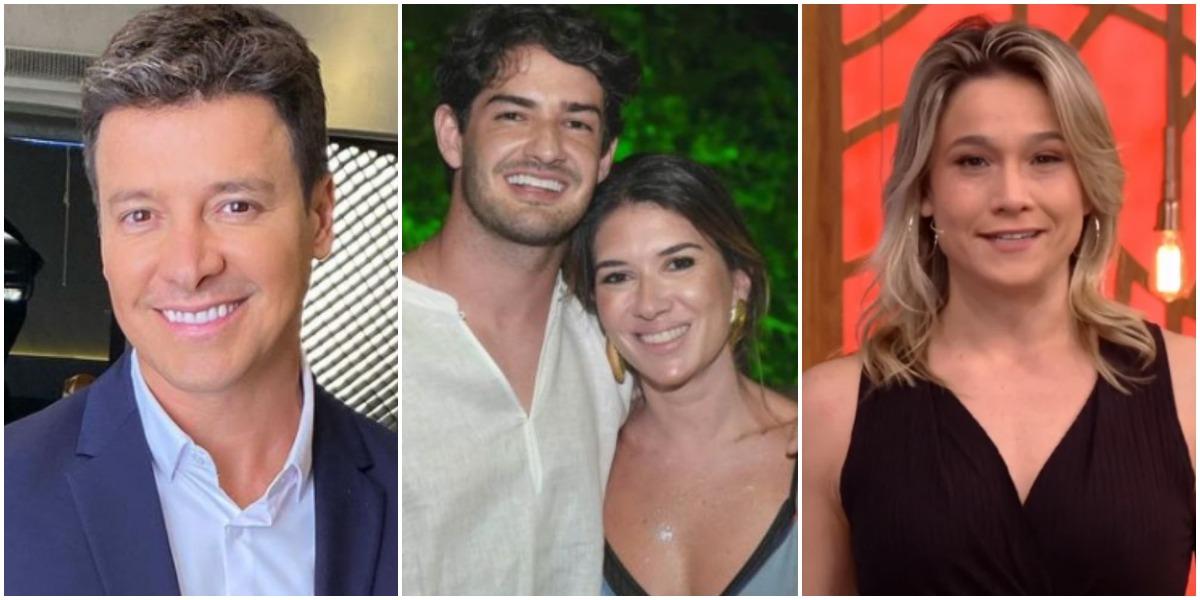 Lene Sensitiva falou sobre as previsões para Rodrigo Faro, Fernanda Gentil e Rebeca Abravanel (Foto: Reprodução)