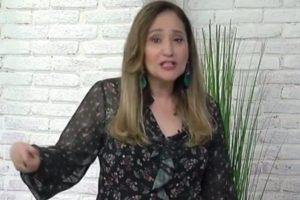 Sonia Abrão no A Tarde é Sua, da RedeTV! (Reprodução)