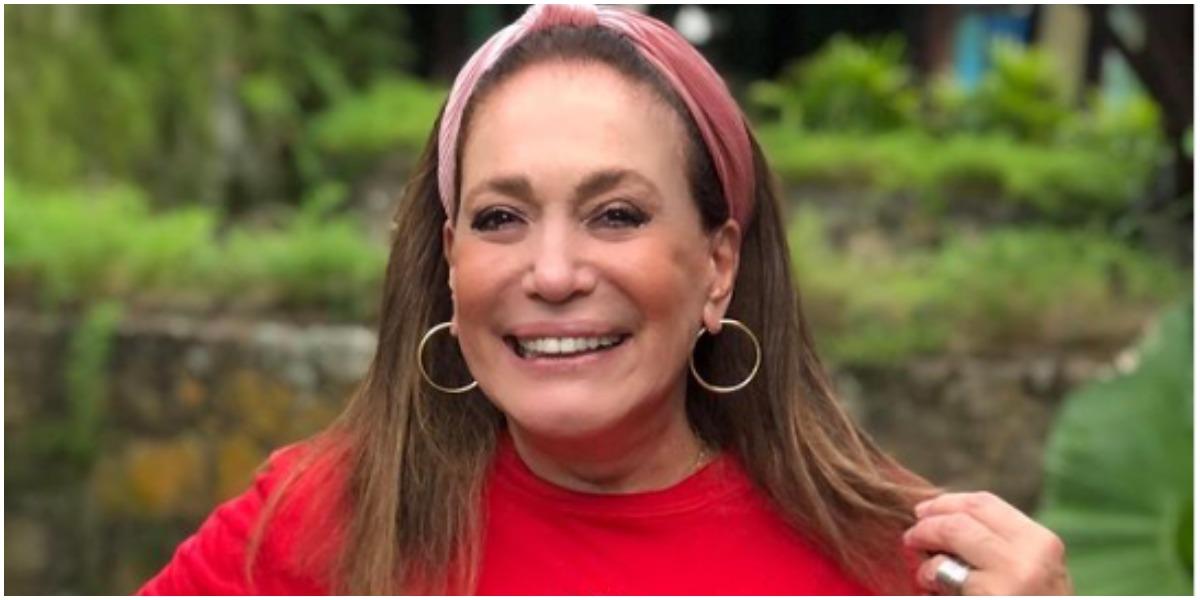 Susana Vieira concedeu uma entrevista e falou sobre os planos de se aposentar e luta contra a leucemia (Foto: Reprodução)