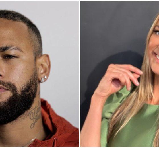 Neymar deixou de seguir Ticiane Pinheiro após comentário dela na foto de Bruna Marquezine com Enzo Celulari (Foto: Reprodução)