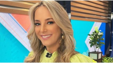 Ticiane Pinheiro mostrou que é amiga de Carol Dantas, ex-namorada de Neymar (Foto: Reprodução)